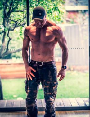 Interview with Mitch Larsson – Male Escort based in Melbourne