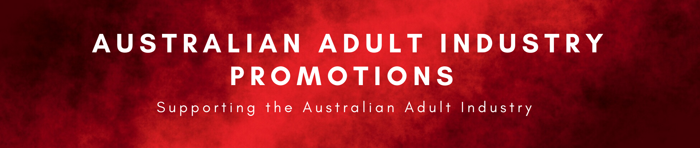 Australian Adult Industry Promotions